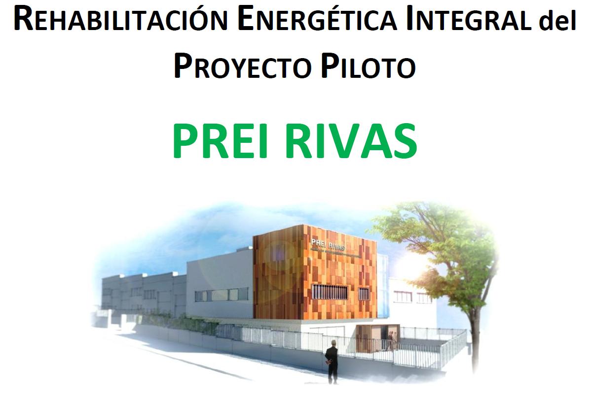 Formulaciones participa aislando el edificio PREI Rivas
