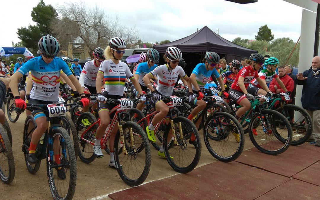 Formulaciones está presente en las competiciones de mountain bike