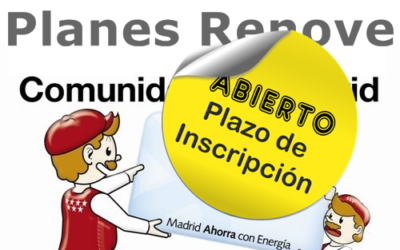 Abierto el plazo para la suscripción de las Empresas Aplicadoras en el Plan Renove de Aislamiento de la Comunidad de Madrid