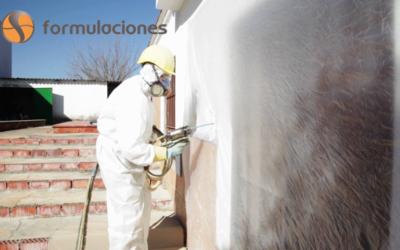 Espuma de inyección de poliuretano POLIFORMA 2110: cuando rehabilitar una vivienda es fácil