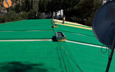 Un caso de éxito: Beneficios obtenidos en la impermeabilización de cubierta de nave industrial con HIDROFORMA H2V0