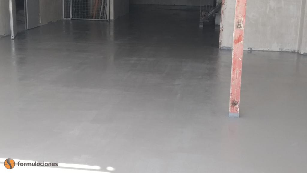 Un caso de éxito: Colocación de pavimento industrial multicapa con nuestro producto PROTECFORMA E2N2