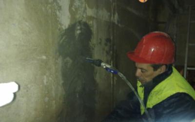 La solución para consolidar terrenos en trabajos de tunelación