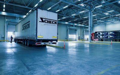 Protección y acabado de pavimentos industriales