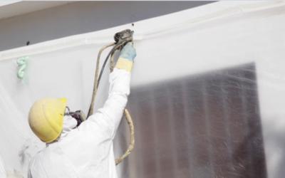 El poliuretano inyectado de Formulaciones alarga la vida de una vivienda